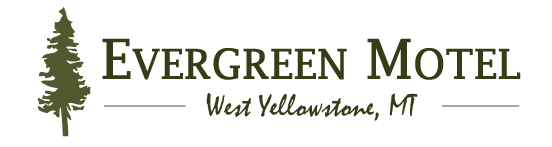Evergreen Motel Logo